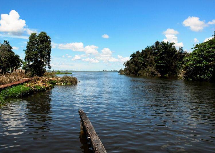 Laguna de Tesoro. Ciénaga de Zapata. Foto: Cristina Gil.