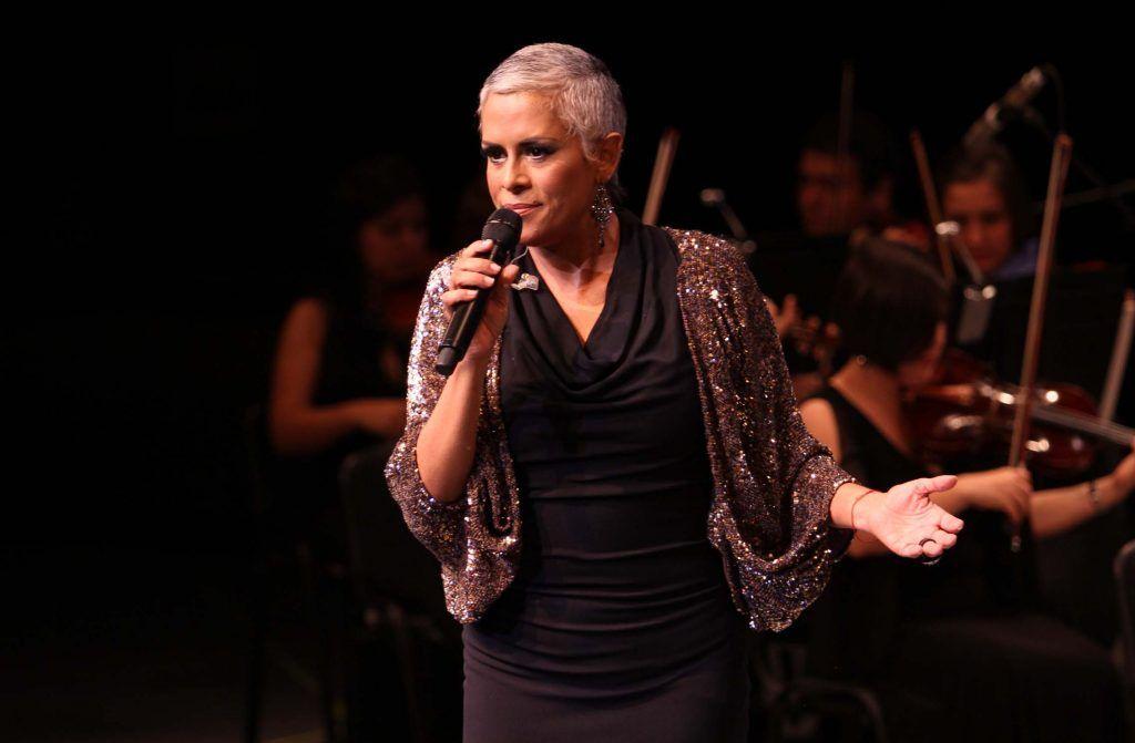 Eugenia León. Photo: www.horizontedigital.com.