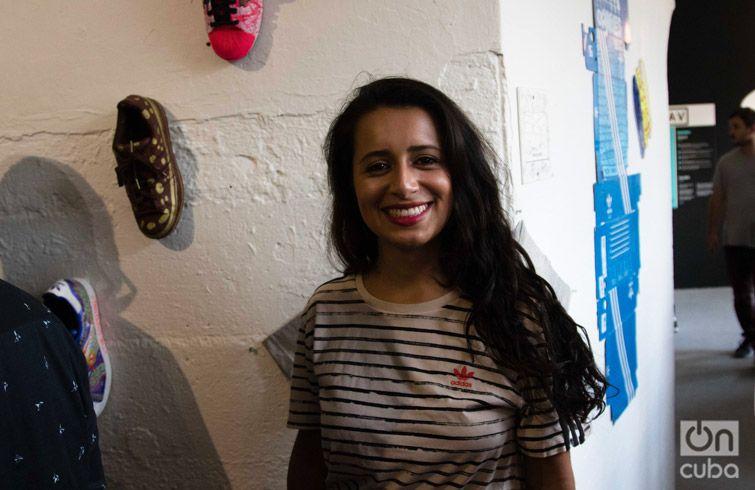 Adidas Originals Public Relations Manager for Latin America Ana María Garzón. Photo: Ismario Rodríguez.