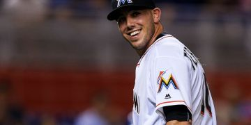 José Fernández. Foto: Rob Foldy / Getty Images.