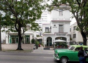 Paseo 206 Boutique Hotel es el primer Small Luxury Hotel en Cuba. Foto: Cortesía de Paseo 206.
