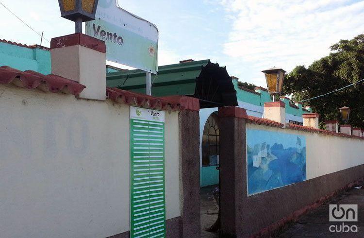 """Por el Hotel Vento comenzará la reapertura de las """"posadas"""" en La Habana. Foto: Eduardo González Martínez."""