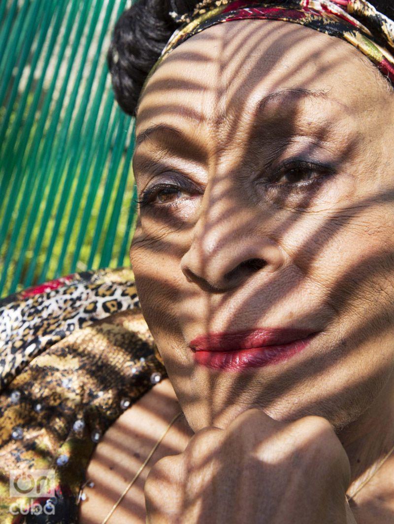 Omara Portuondo. Photo by Gabriel Guerra Bianchini