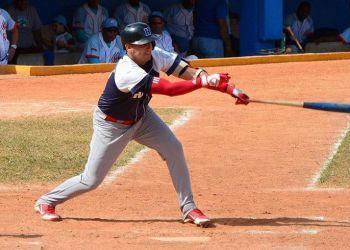 El holguinero Yordan Manduley será una figura apetecible en la petición de los refuerzos. Foto: Osvaldo Gutiérrez / ACN.