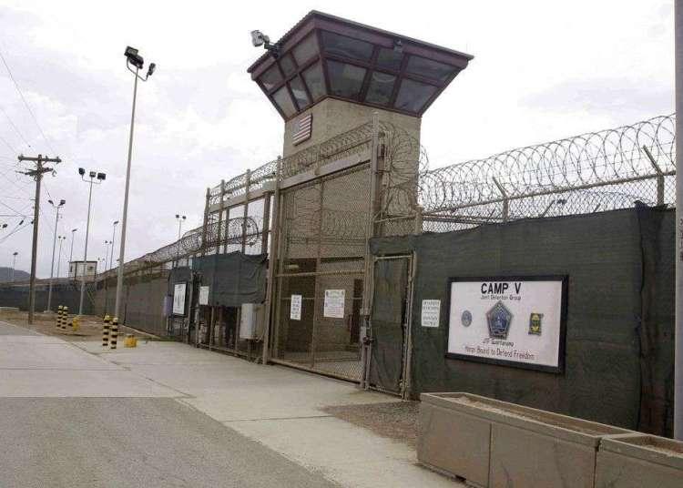 Centro de detención en la Base Naval estadounidense de Guantánamo. Foto: Ben Fox / AP / Archivo.