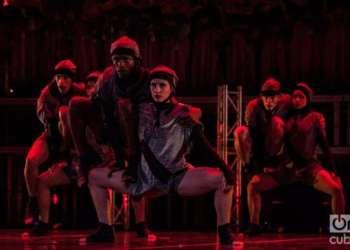 """""""Carmina Burana"""" en el Gran Teatro de La Habana Alicia Alonso. Foto: Claudio Pelaez Sordo."""