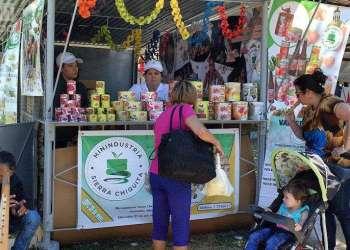En la Feria de Rancho Boyeros se venden distintos productos. Foto: Otmaro Rodríguez.