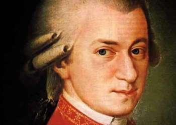 Wolfang Amadeus Mozart, el niño genio, compositor austríaco (1756-1791).