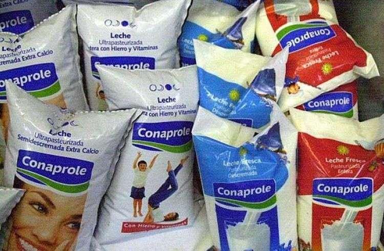 Conaprole, es una empresa (cooperativa) láctea uruguaya fundada en 1936. Es una de las mayores exportadoras de América Latina.