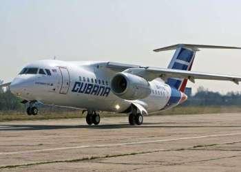 """Cubana informa que no cuenta con """"la cantidad de aeronaves necesarias""""."""