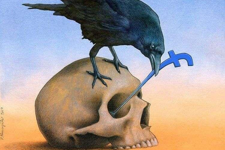 Ilustración: Pawel Kuczynski.