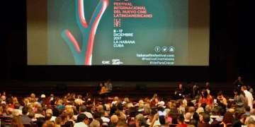 Edición 39 del Festival de Cine de La Habana. Foto: EFE / Archivo.