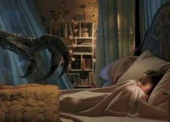 """Isabella Sermon en una escena de """"Jurassic World: Fallen Kingdom"""" en una imagen proporcionada por Universal Pictures. Foto: Universal Pictures vía AP."""