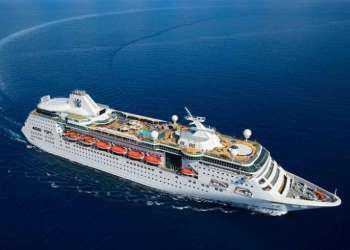 Crucero Empress of the Seas, de la compañía Royal Caribbean. Foto: The Cruise Web