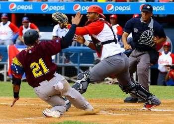 Los cubanos se despidieron de Venezuela con dos victorias en tres juegos y algunas deudas en su juego. Foto: Trabajadores.