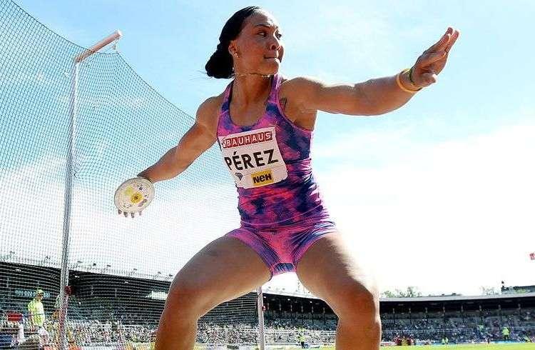Yaimé Pérez fue elegida entre las mejores del deporte en Cuba por sus resultados en el 2018. Foto: Getty Images.