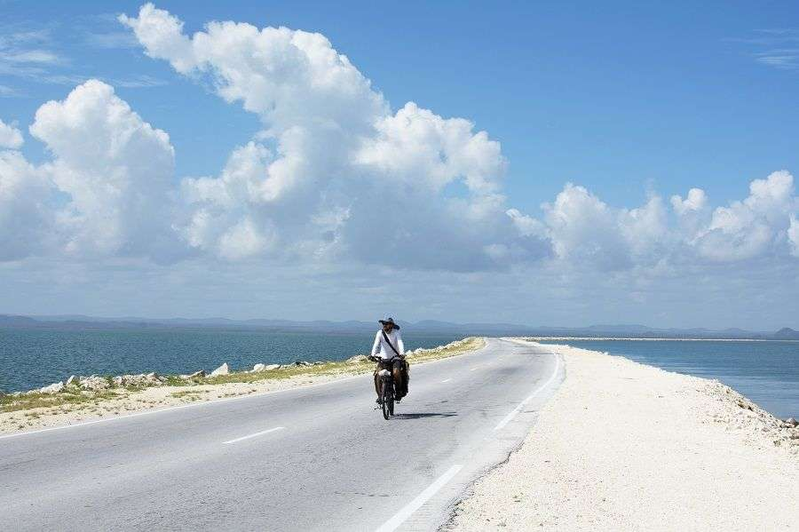 Pedraplen. Foto: Viviendo el camino.