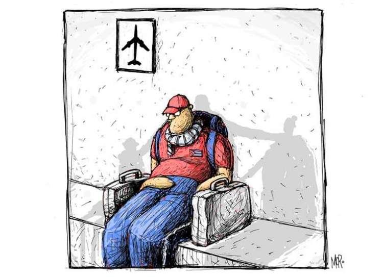 Dibujo: Michel Moro