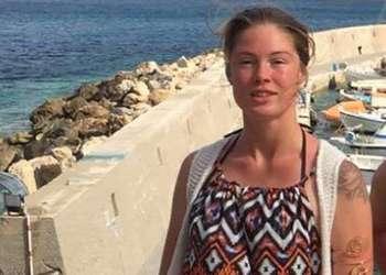 Anouk van Luijk, joven holandesa desaparecida en Cuba. Foto: Sran Vld / Facebook.