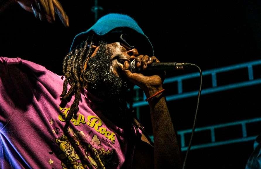 Festival de rap Rima, Amor y Poesía. Foto: Pablo Dewin Reyes.