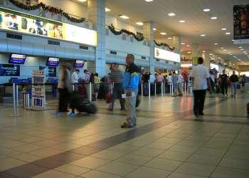 Aeropuerto Internacional de Tocumen, en Panamá. Foto: noticiaaldia.com.pa