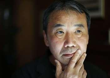 El escritor japonés Haruki Murakami.