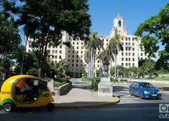 Hotel Nacional, en La Habana. Foto: Otmaro Rodríguez.