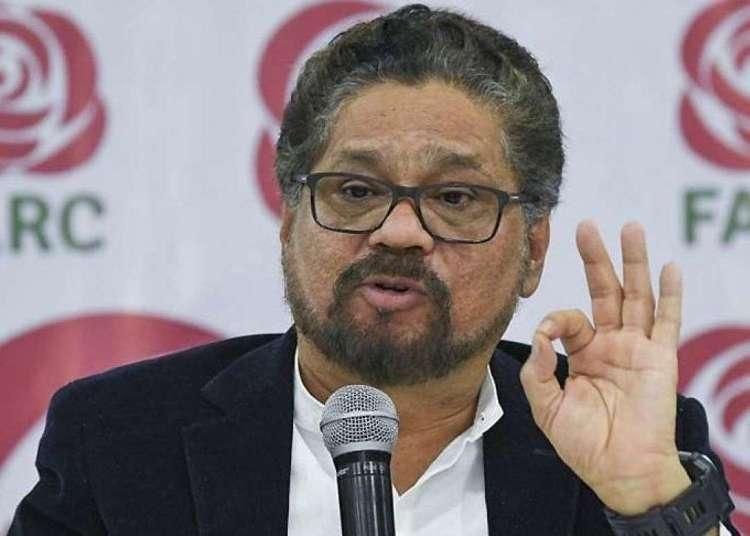 Iván Márquez. Foto: diariosigloxxi.co