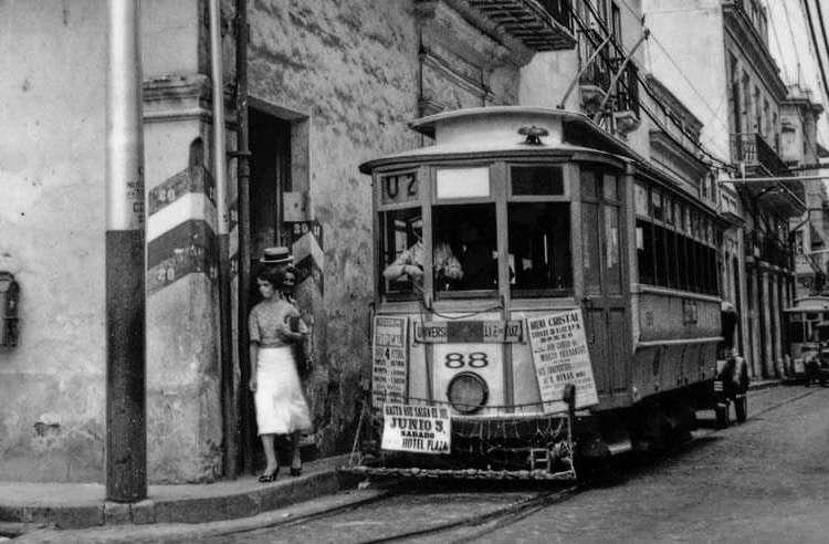 La Habana, 1933.