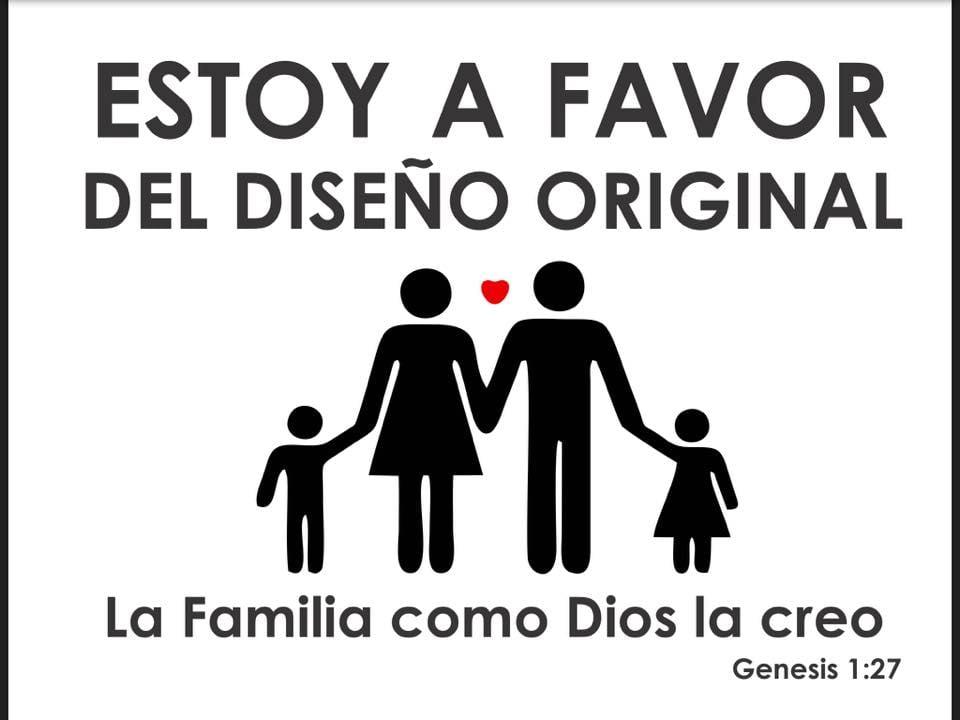 Parte de la campaña contra el matrimonio igualitario llevada adelante por un grupo de iglesias cubanas. Foto: Iglesia Metodista de Cuba en Facebook.