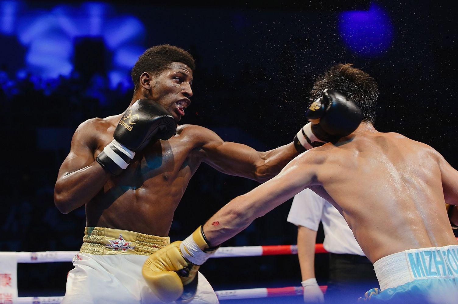 Andy Cruz es el mejor boxeador cubano de la actualidad y uno de los mejores del mundo. Foto: WSB