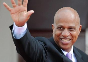 Dean Barrow, primer ministro de Belice. Foto: vozenvoz.com