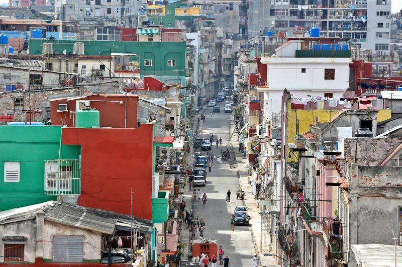 La Habana, Cuba. Foto: Ernesto Mastrascusa / EFE.