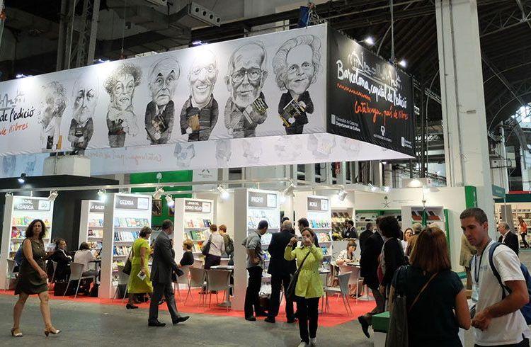La Feria del Libro de Barcelona, Liber 18, tendrá a Cuba como país invitado. Foto: edicionesurano.es