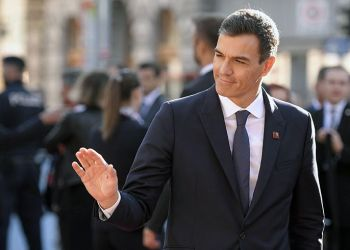 El presidente del gobierno español, Pedro Sánchez, debe visitar Cuba próximamente tras aceptar la invitación de las autoridades cubanas. Foto: Christian Bruna / EFE.