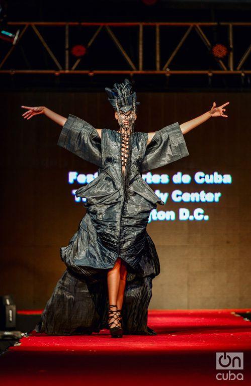Diseño presentados en el Festival Artes de Cuba en The Kennedy Center. Foto: Izuky Pérez.