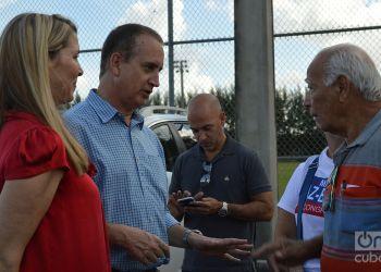 Mario Díaz-Balart, el único sobreviviente de los congresistas cubano-americanos. Foto: Marita Pérez Díaz.