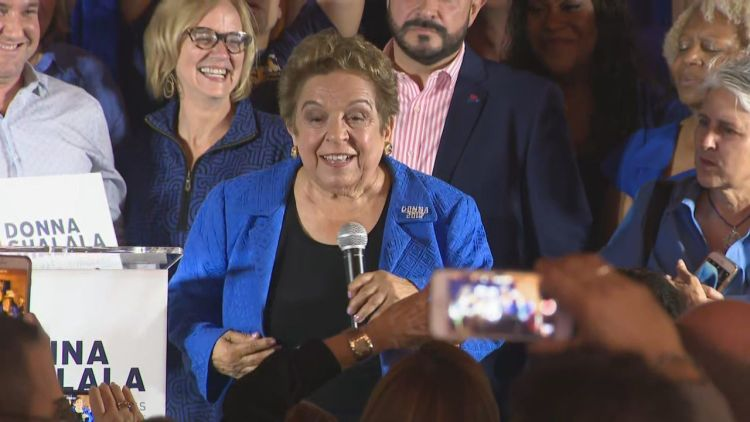 Donna Shalala se lleva el Distrito 27 frente a María Elvira Salazar y reemplaza a reemplazará a la Representante Ileana Ros-Lehtinen.