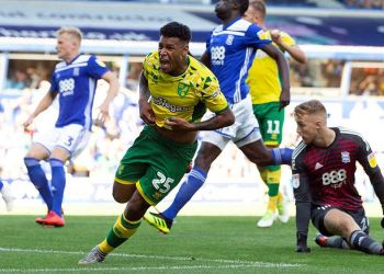 Onel Hernández pudiera aparecer con la franela de Cuba próximamente. Foto: Norwich City