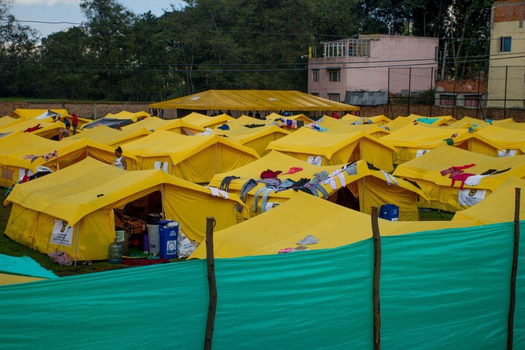 Se tienen registros de que unos 600,000 venezolanos han entrado con documentos a Colombia. El número total sumando indocumentados no es concluyente. Foto: Dahian Cifuentes.