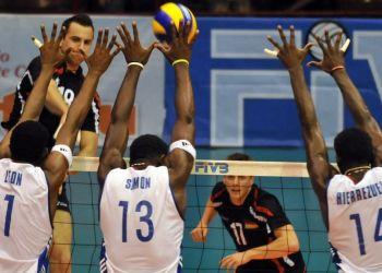 El voleibol cubano ha visto como sus mejores figuras han triunfado en ligas foráneas sin vestir la casaca nacional. Foto: EFE