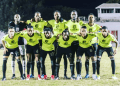 El Five Islands de la Liga de Antigua y Barbuda, donde militan varios jugadores cubanos. Foto: Tomada del Blog del Fútbol Cubano