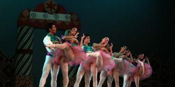 """""""Cascanueces"""" por la Compañía ProDanza dirigida por Laura Alonso. Foto: havana-live.com."""