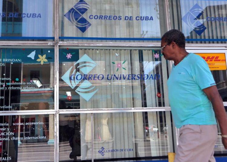 Correo de Cuba: Foto: elrio.ec