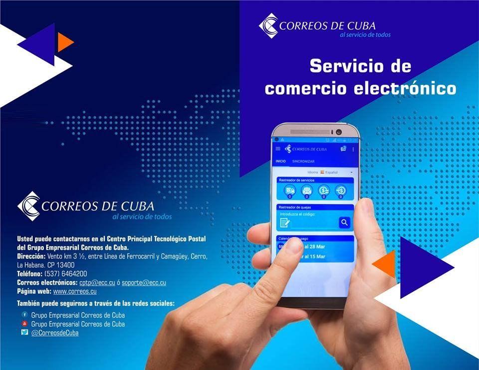 Infografía: Correos de Cuba.