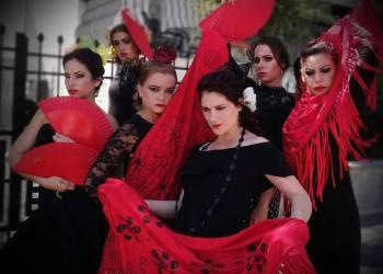 Compañía Flamenca Ecos. Foto: Tomada del evento en Facebook.