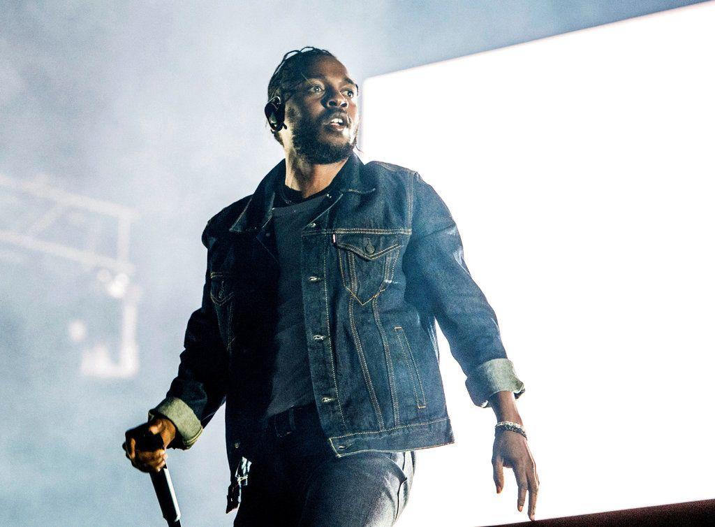 Kendrick Lamar. Foto Amy Harris / Invision / AP / Archivo.