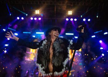 El músico estadounidense Kid Rock. Foto: kidrock.com