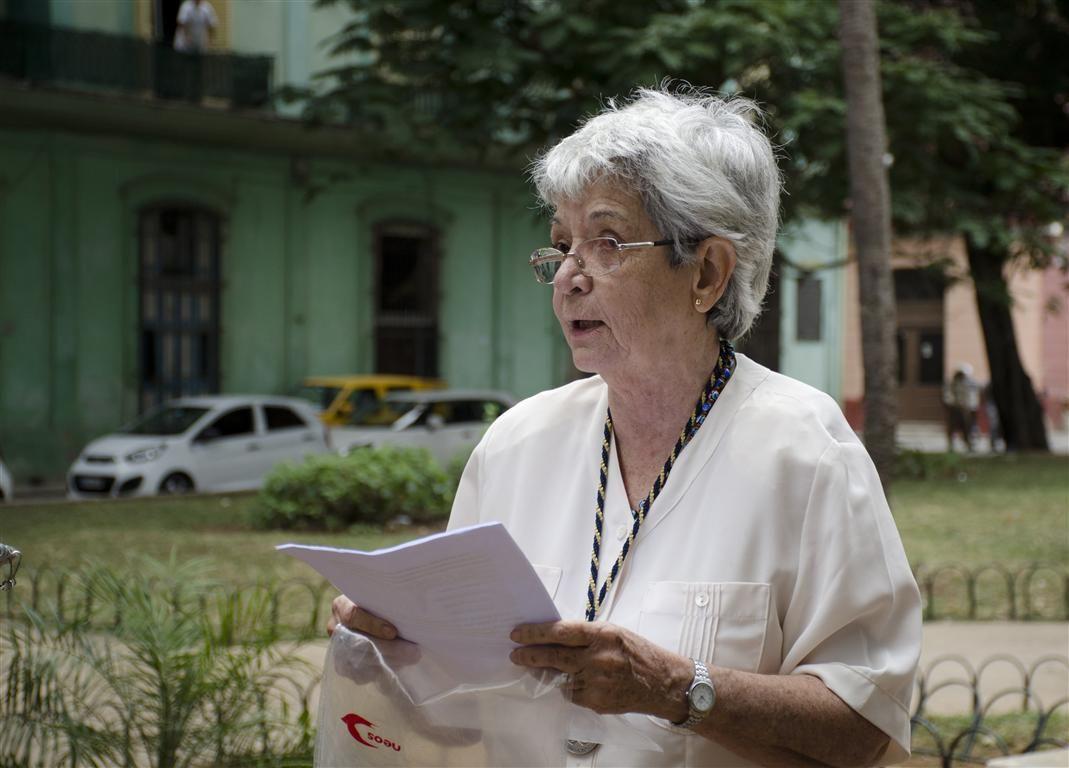 Mirta Yáñez. Foto: Habana Radio.
