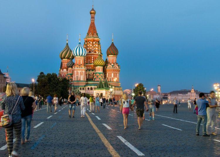 Plaza Roja de Moscú. Foto: pxhere.com